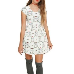 Her Universe My Neighbor Totoro Babydoll Dress